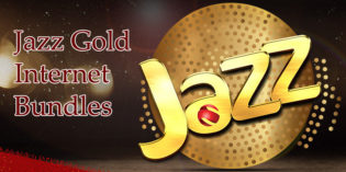 Jazz Gold Mobile Internet Bundles – Daily and Weekly