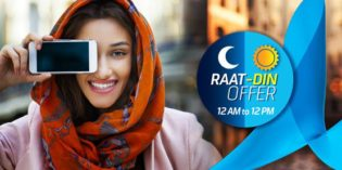 Telenor Raat Din Offer – Brings Telenor 4G 1.5GB Data