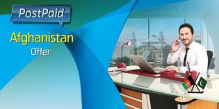 Telenor Postpaid Afghanistan Call Offer