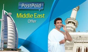 Telenor Postpaid Middle East Call Offer