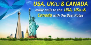 Telenor Postpaid USA, UK & Canada Call Offer
