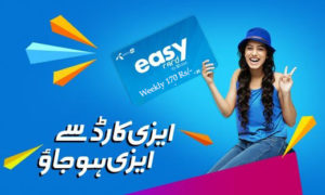 Telenor EasyCard Weekly – 7days Resources in Just Rs. 170