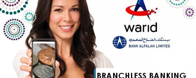 Warid Branchless Banking