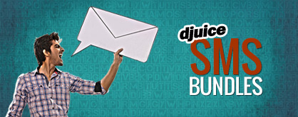 Djuice Sms Bundle Offer