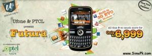 Ufone Futura Mobile Handset Phone