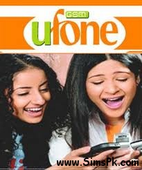Ufone Sms Night Package