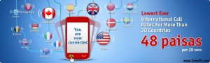 Warid International Call Offer