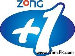 Zong +1 Offer