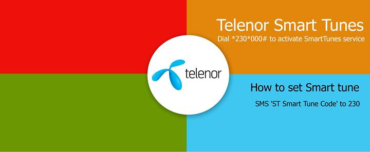 Telenor Smart Tunes - Large Collection of Telenor Tunes Codes