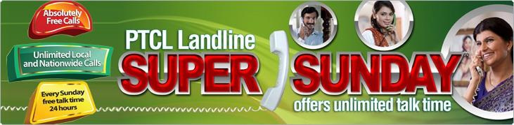 PTCL_Super_Sunday_Offer