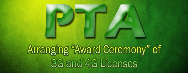 3G and 4G licenses might be awarded soon