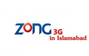 Zong-3G-in-Islamabad