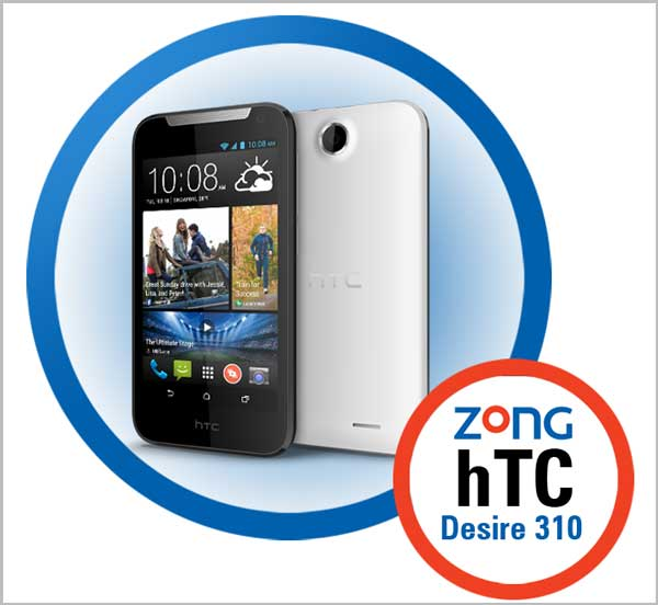 Zong-HTC-Desire-310