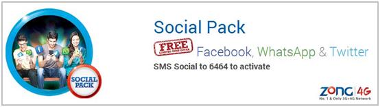 Zong_Free_Social_Offer