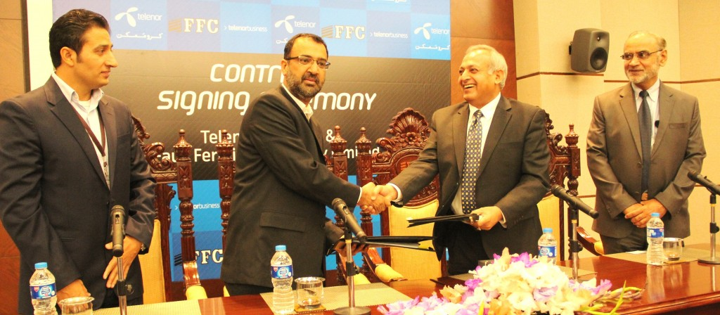 Telenor Gets Three Different Telecom Services Contracts in Pakistan