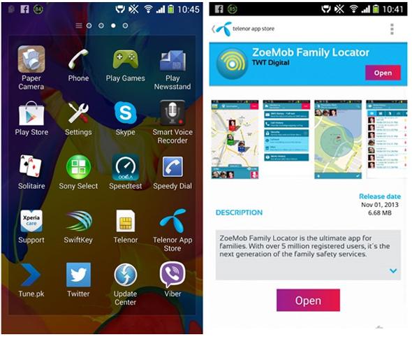 Telenor App Store