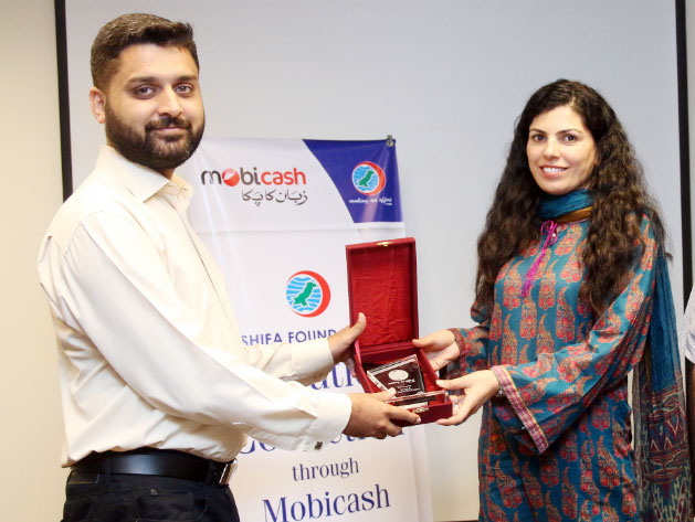 Mobicash Partners with Shifa Foundation