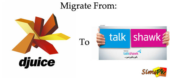 How to Migrate From djuice to Talkshawk