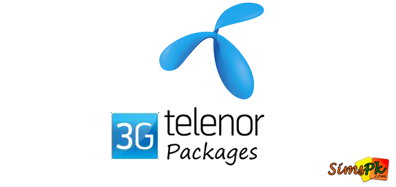 Telenor Internet Packages 3G