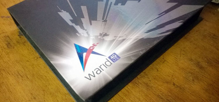 Warid 4G LTE in Pakistan