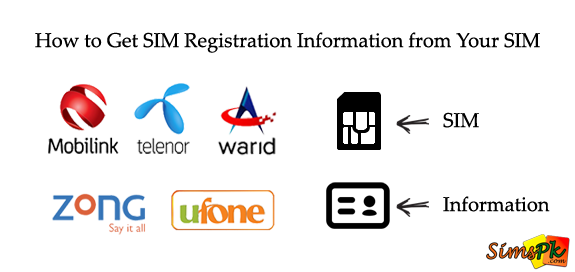How to Get SIM Registration Information from Your SIM