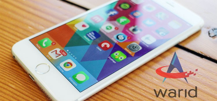 Warid Starts Pre-orders of iPhone 6 and 6 Plus across Pakistan