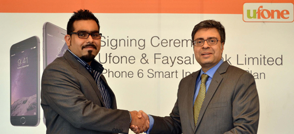 Ufone-and-Faisal-Bank-Offering-iPhone-6-in-monthly-Installment