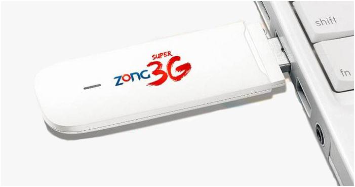 Zong 3G Wingle Device
