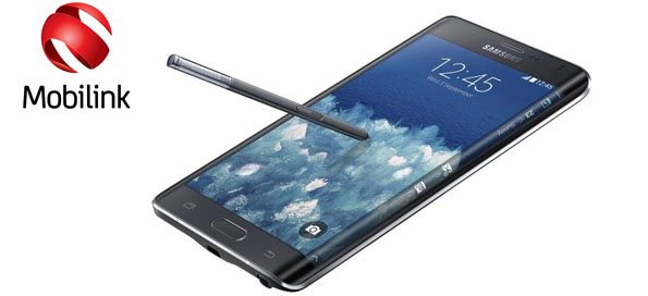 Mobilink Presents Samsung Galaxy Note Edge