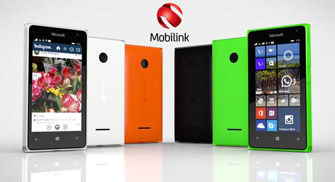Mobilink introduces Microsoft Lumia 435 and Lumia 532