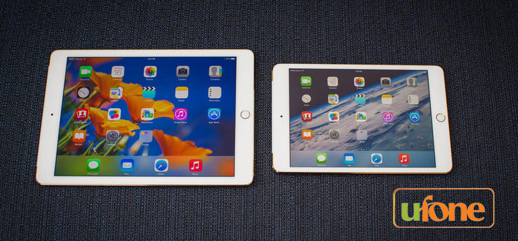 Ufone Brings Apple iPad Air 2 and iPad Mini 3 in Pakistan