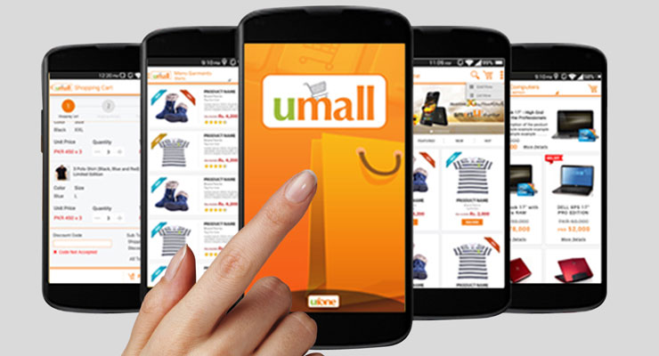 Ufone Umall Its Own Online Shopping Portal