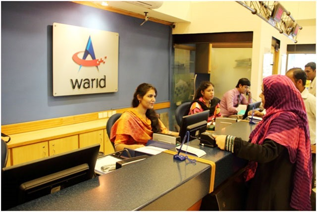Warid SIM Re-Verification Offer