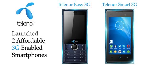 Telenor-3G-Enabled-Smartphones