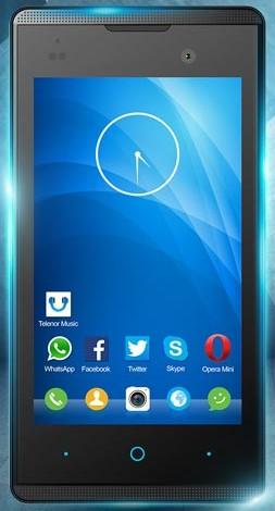 Telenor Smart 3G Phone