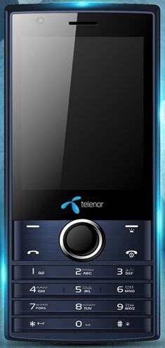 Telenor Easy 3G Smartphone