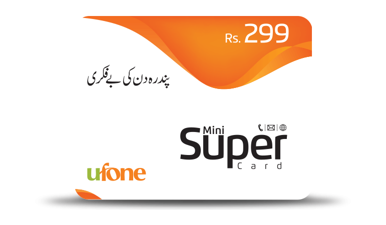 Ufone-Super-Card-Mini