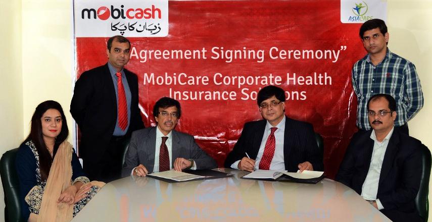 Mobilink Health Insurance Scheme - MobiCare
