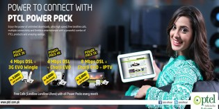 PTCL Power Pack – Gives Discounted Combination of EVO, DSL, PSTN & Smart TV