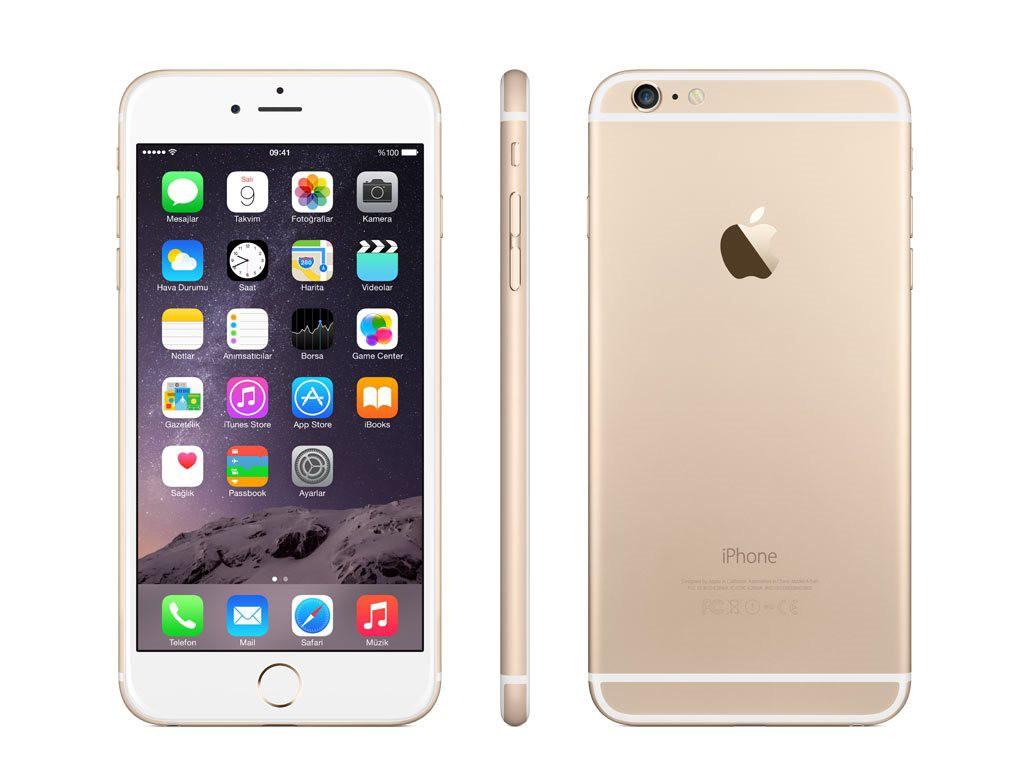 Specs of Apple iPhone 6s by Zong