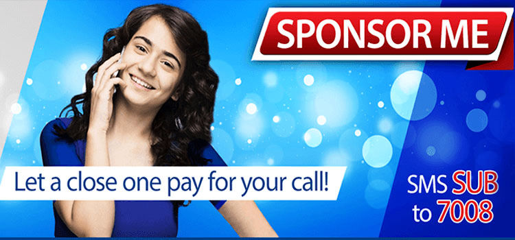 Warid Offers SponsorMe Call Service
