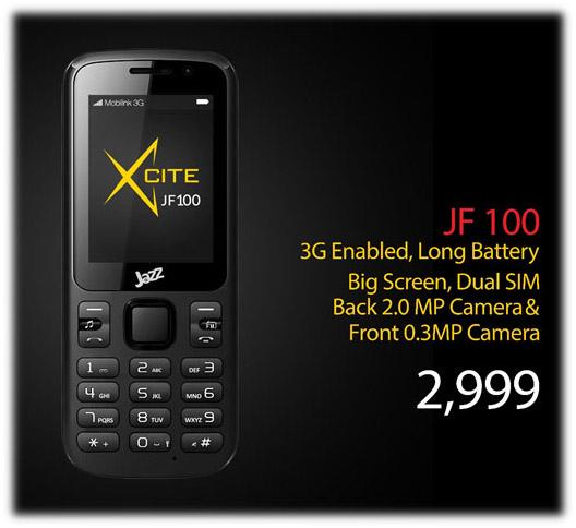 Mobilink X JF100 - Specs & Price