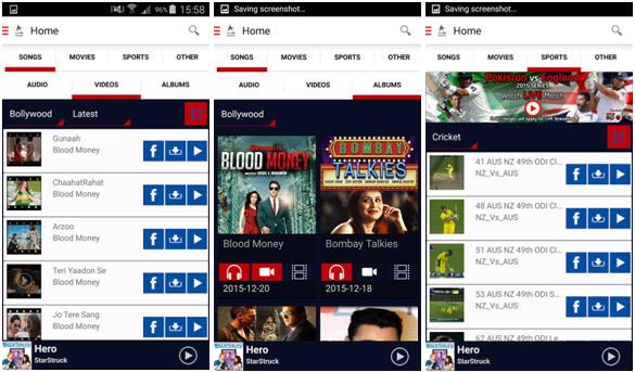 Warid-Stream-Android-app
