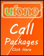 Ufone-Call-Packages