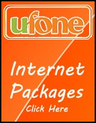Ufone-Internet-Packages