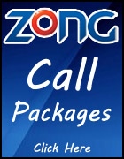 Zong-Call-Packages