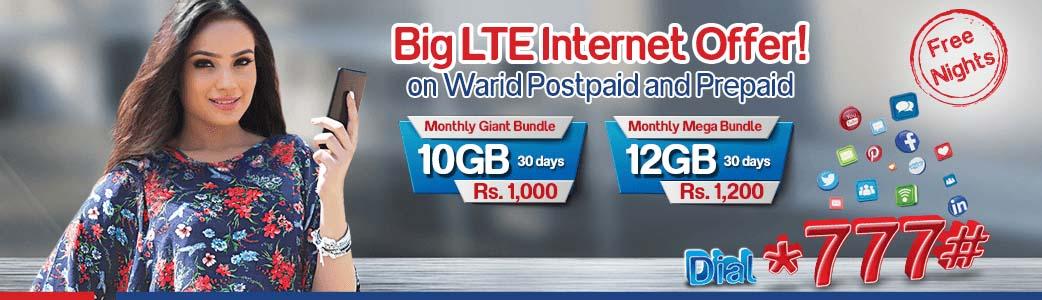 Warid-LTE-Super-Bundles