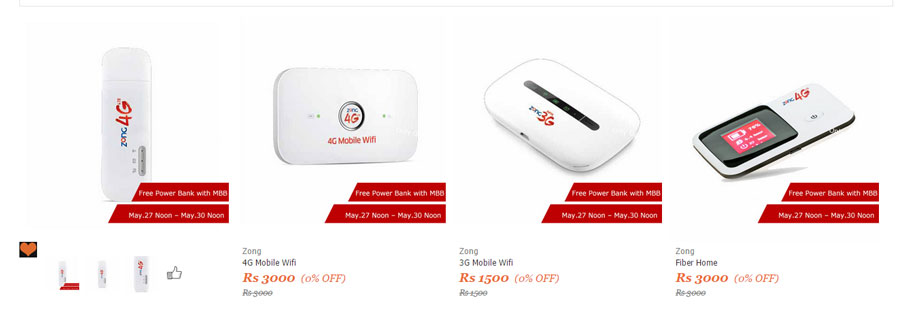 Zong-3G-4G-Devices