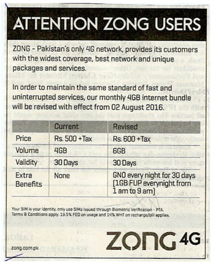 zong-4g-monthly-rates