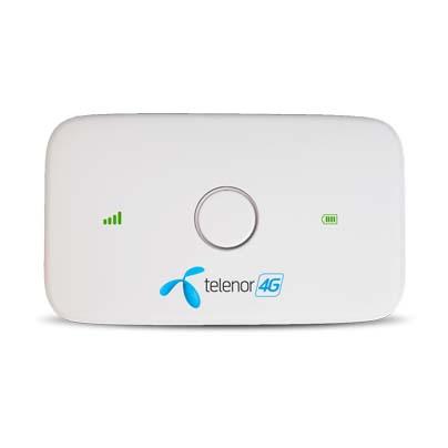 Telenor 4G Mi-Fi